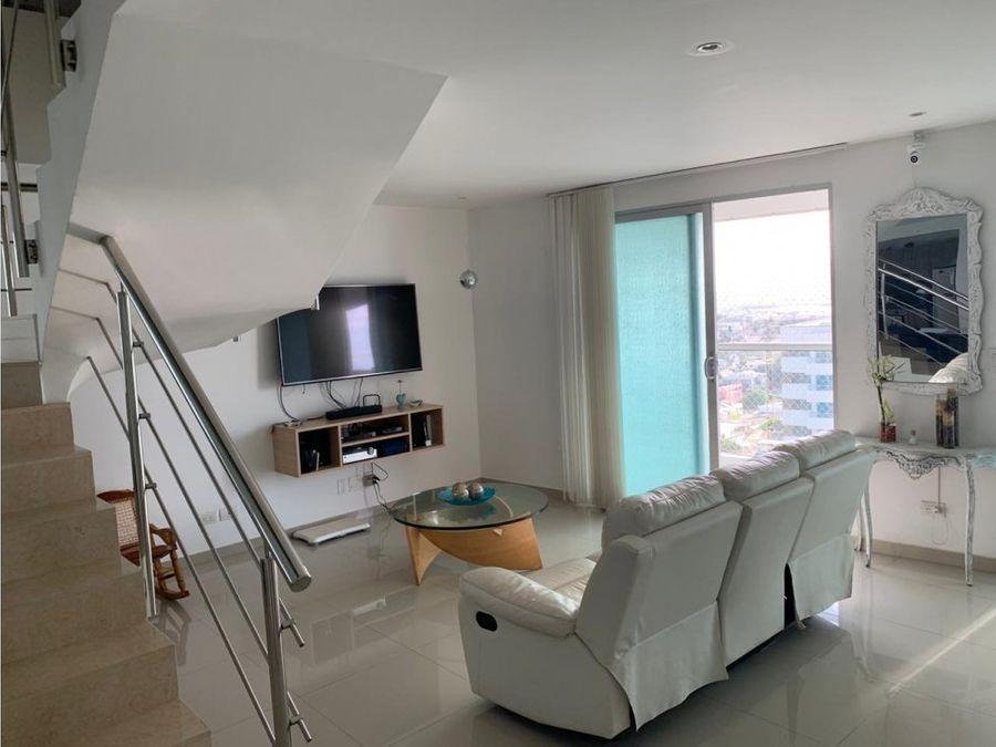 vendo apartamento duplex marbella cartagena