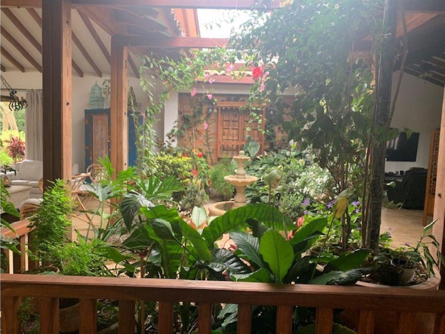 luxury homes venta de casa campestre en pereira sector quimbaya