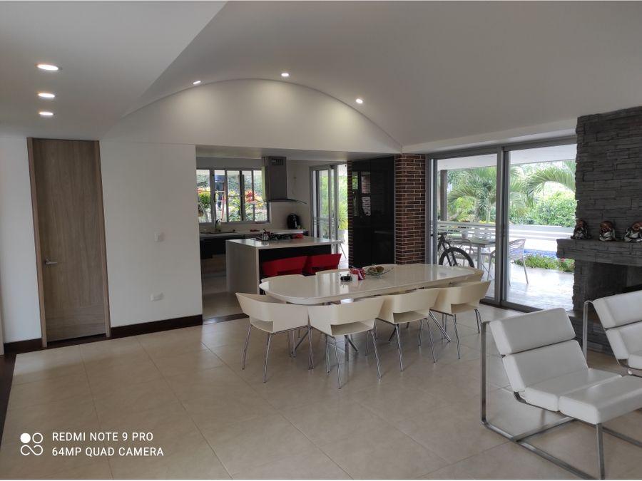 luxury house casa campestre cerritos pereira