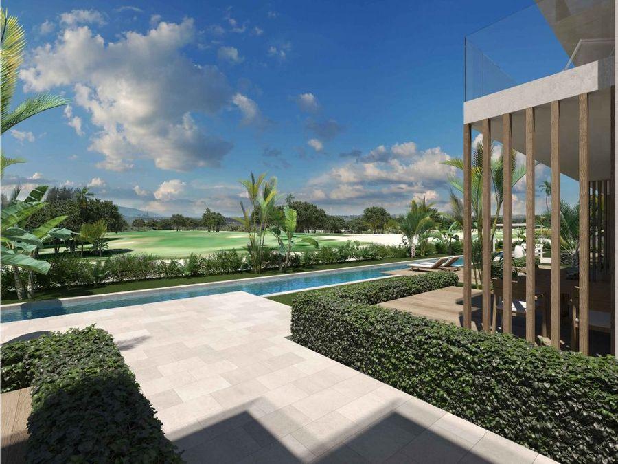 apartamento de 2hab con vista al golf en nuevo proyecto
