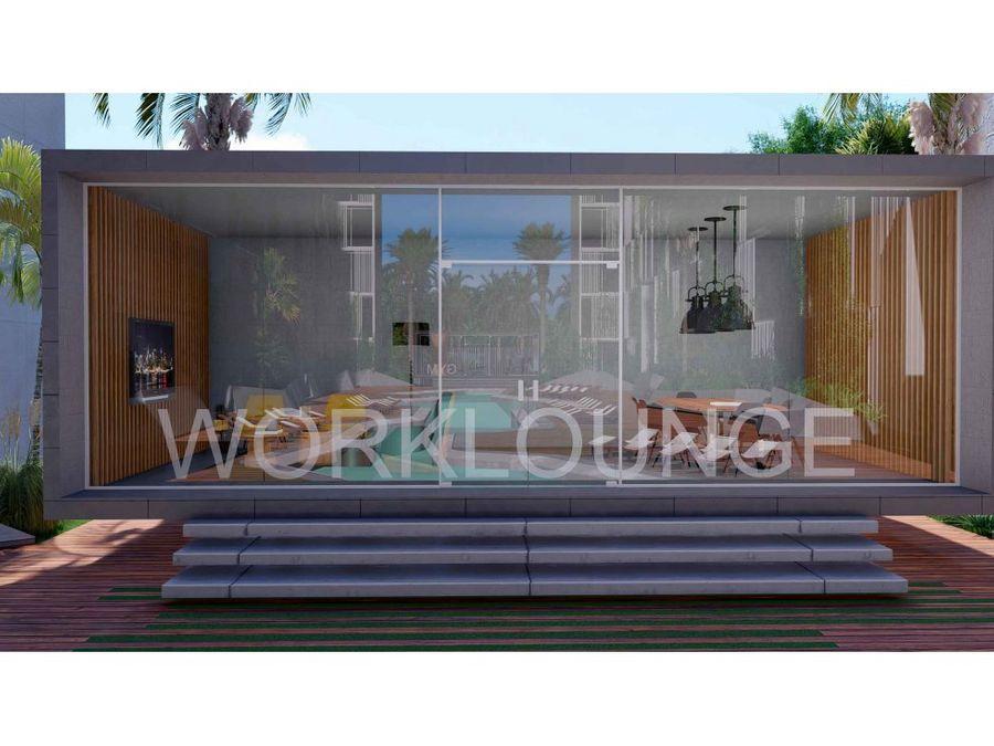 apartamento de 2 hab tipo b en el proyecto kasa punta cana residence