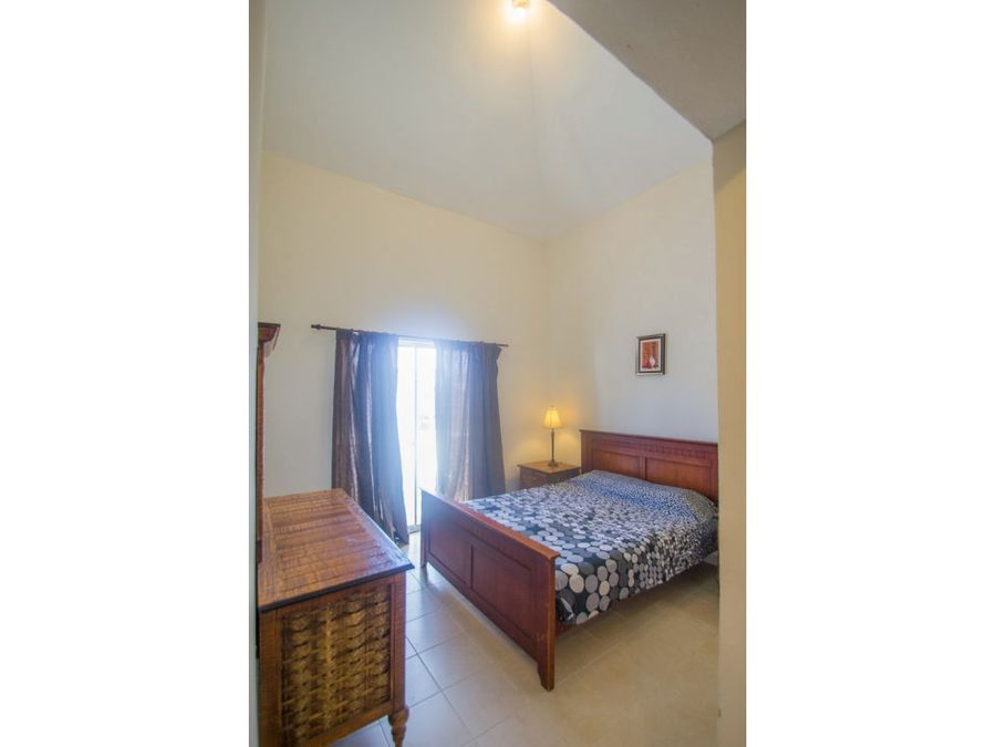 apartamento de 3 hab en comunidad mar y sol ii con acceso a la playa