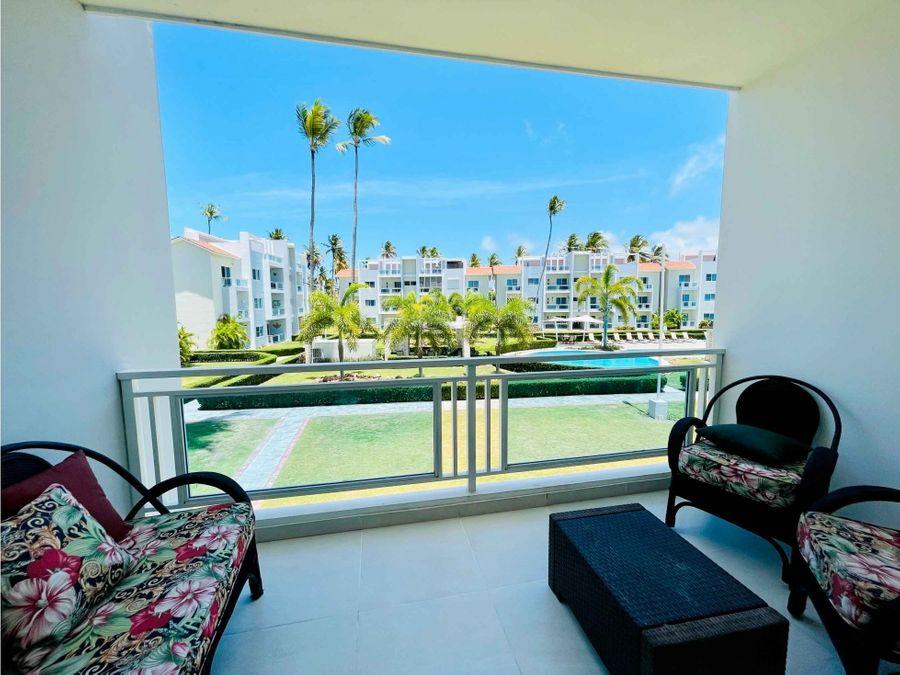 apartamento de 2 hab con rooftop y 5 min de la playa
