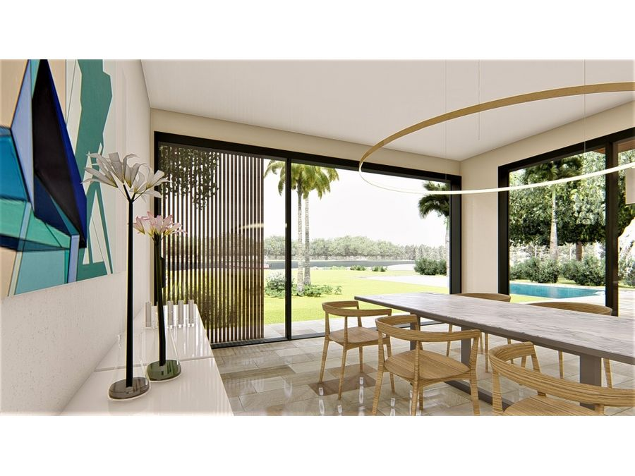 villa mar de sola con 4 hab y estudio en construccion en caleton