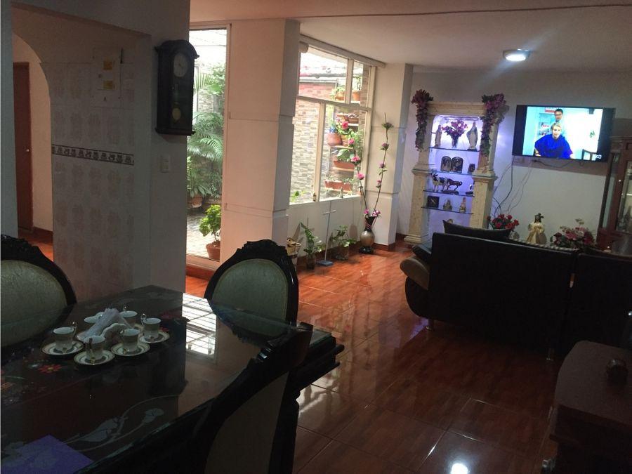 casa en venta excelente ubicacion la castellana
