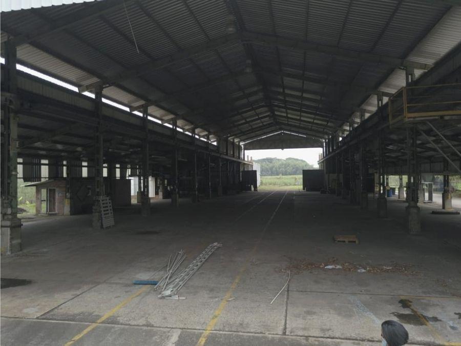 planta industrial santander