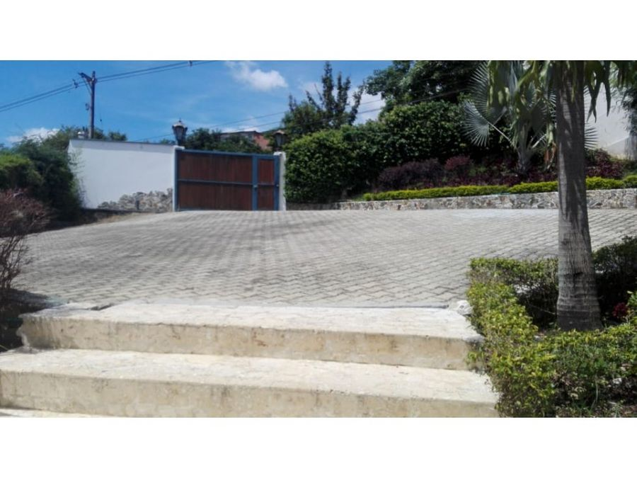finca para la venta en copacabana