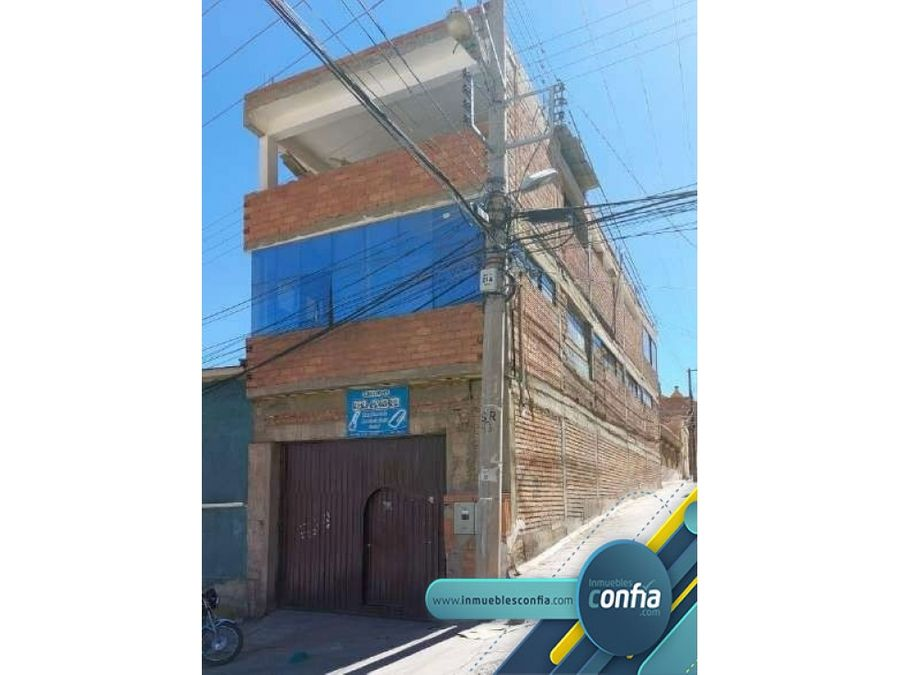 casa en venta urbanizacion plaza huaychu zona concepcion