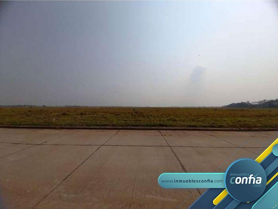 terreno en venta urbanizacion la herradura municipio de cotoca