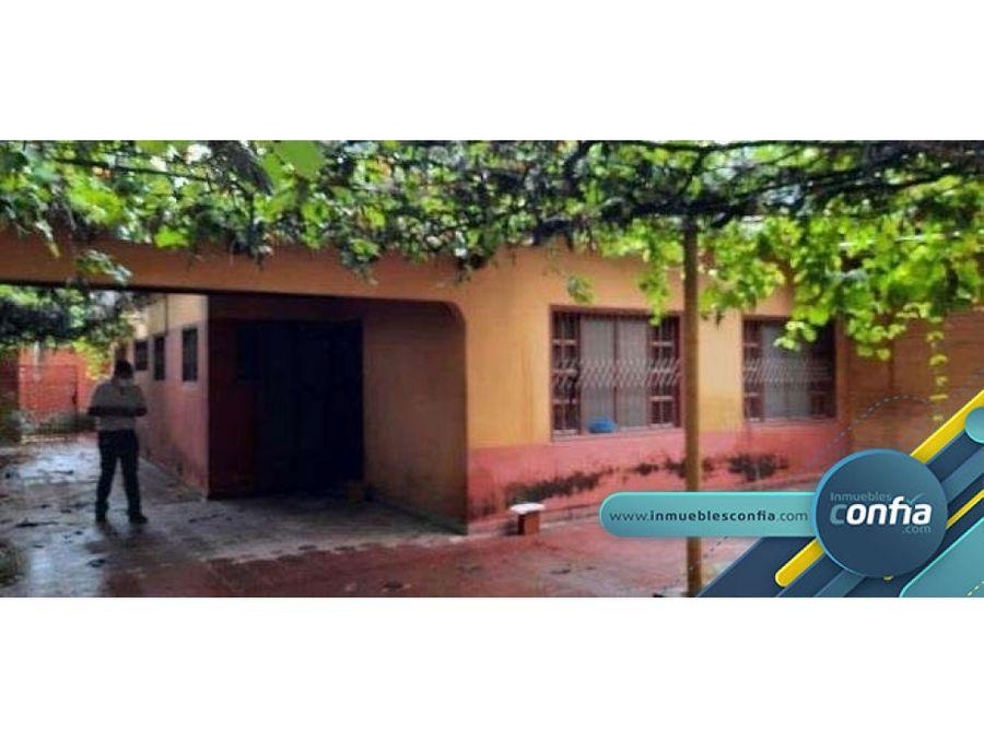 casa en venta prolongacion calle sucre barrio el carmen yacuiba