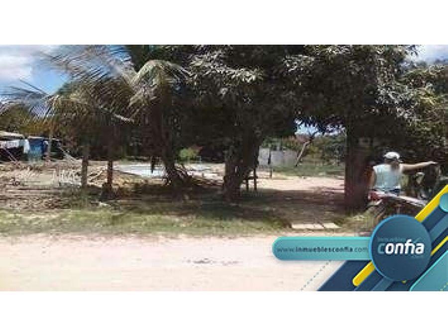 terreno en venta urbanizacion perequeje calle 8 trinidad