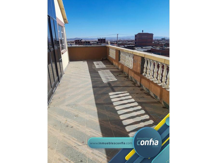 casa en venta urbanizacion jardin maxima zona de senkata