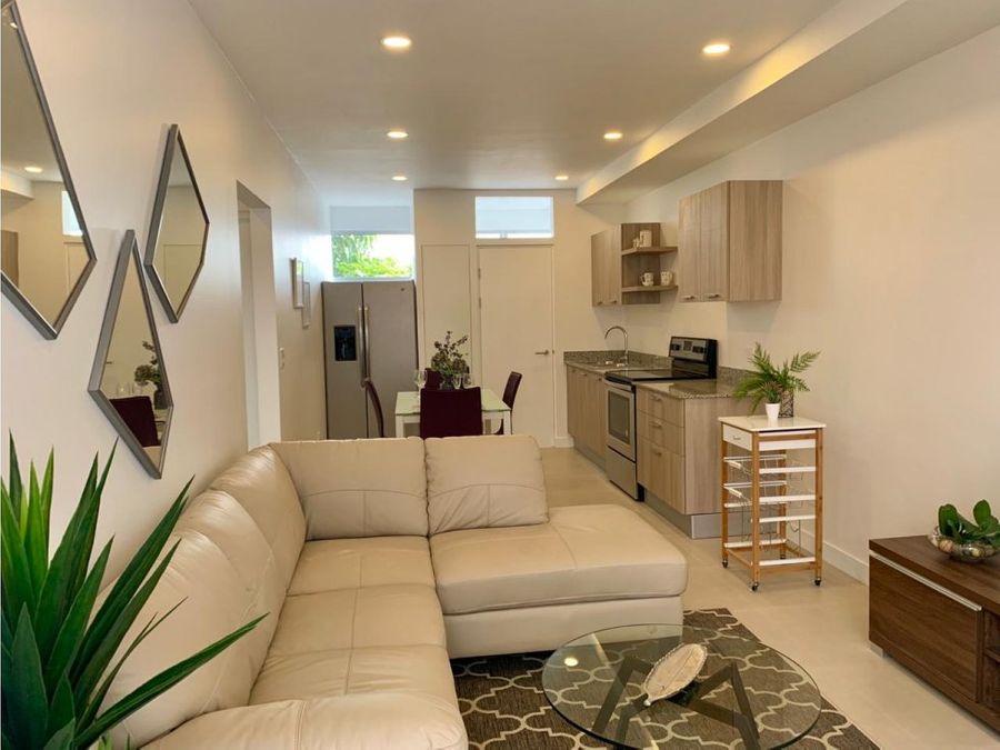 apartamentos en pavas rohrmoser pre venta