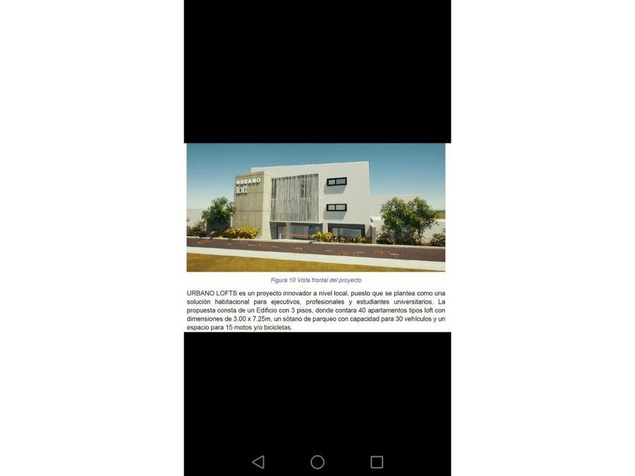 lote en venta en san pedro para desarrollo codigo 3901171