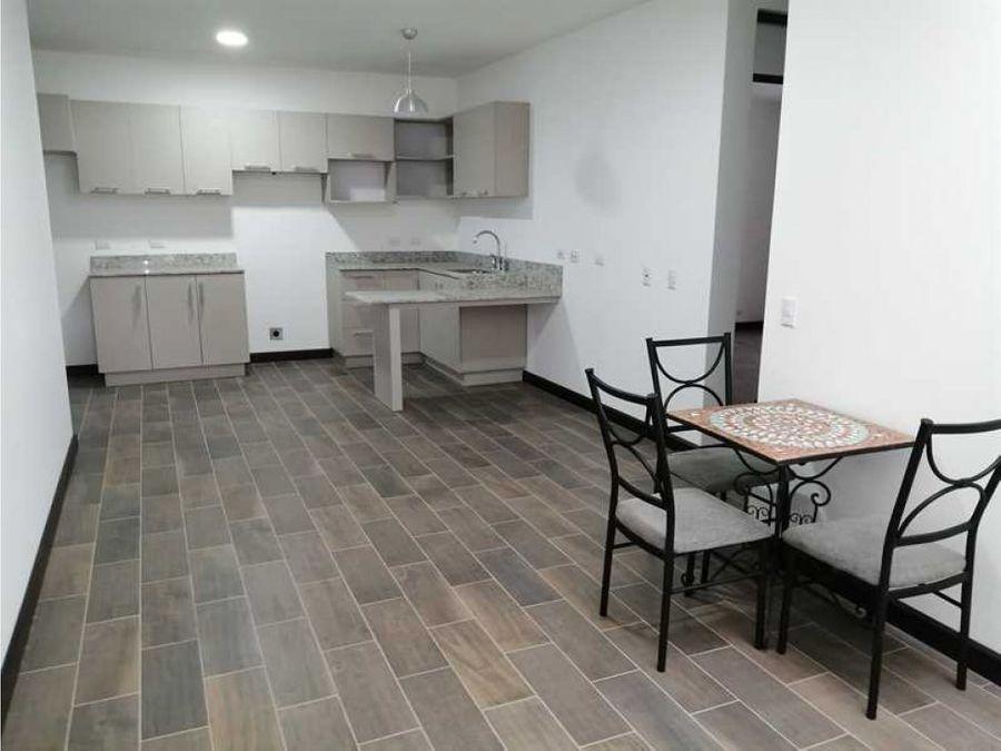 apartamento en venta en curridabat nuevo