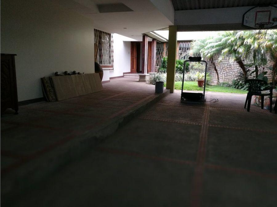 casa en venta en san vicente de moravia cod252869