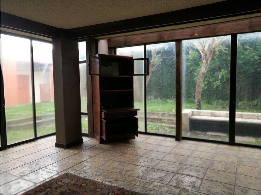 casa en venta en san vicente de moravia