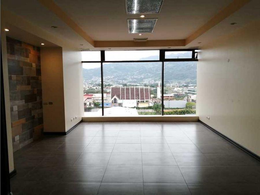oficina en san jose sabana sur oficentro