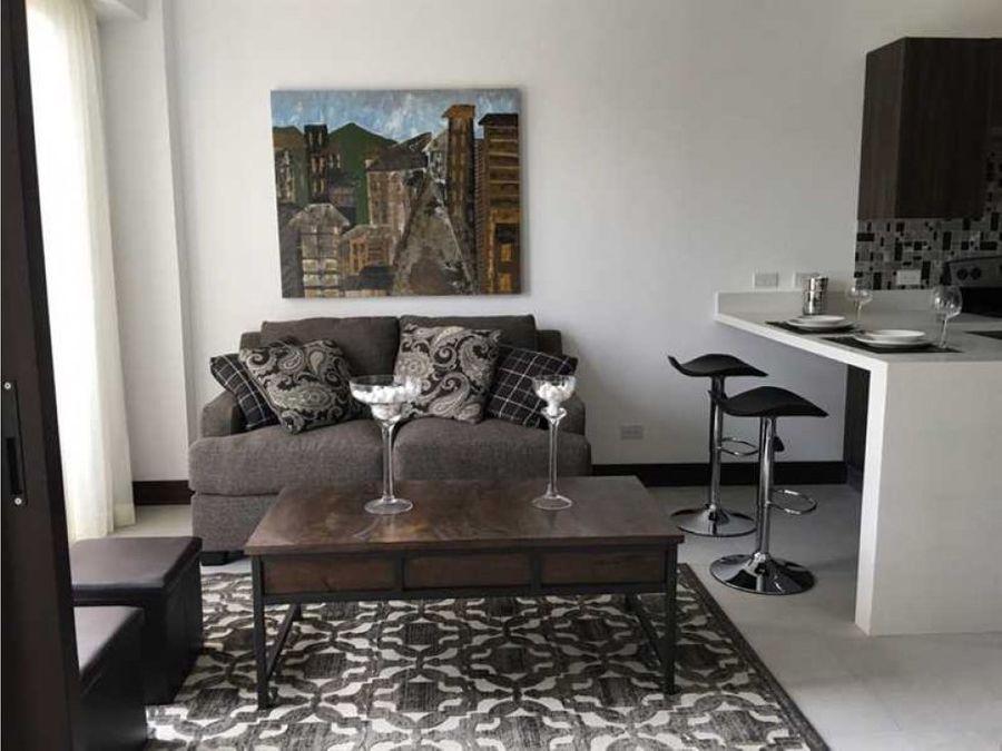 apartamento santa ana pozos con y sin muebles