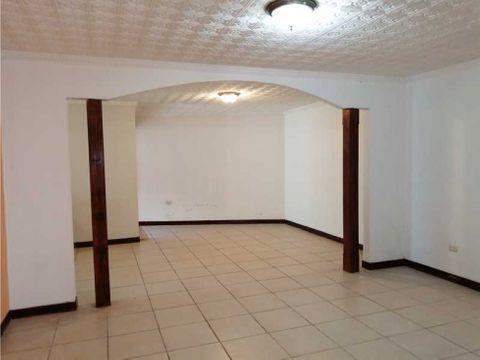 casa en alquiler en sabanilla montes de oca una planta cod 2764567