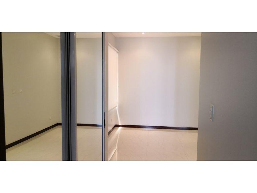 apartamento alquiler en escazu con linea blanca