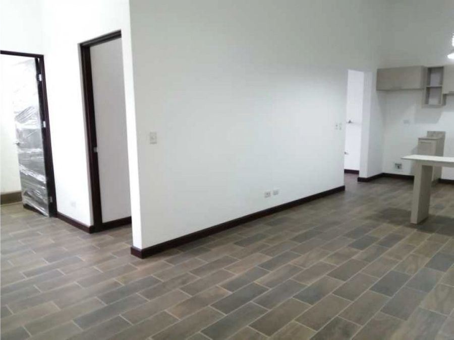 apartamento en venta en curridabat moderno