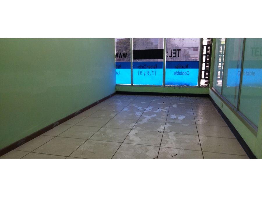 local en alquiler en guadalupe de goicoechea codigo 4543059
