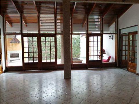 casa alquiler en trejos montealegre escazu cod2514665
