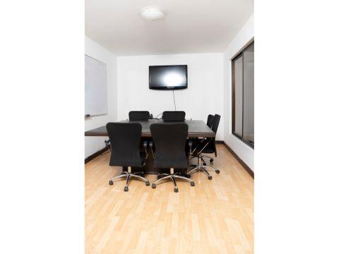 oficina en alquiler en san vicente de moravia codigo 2746203