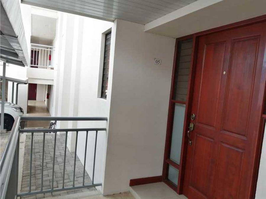 apartamento en heredia san pablo jardin