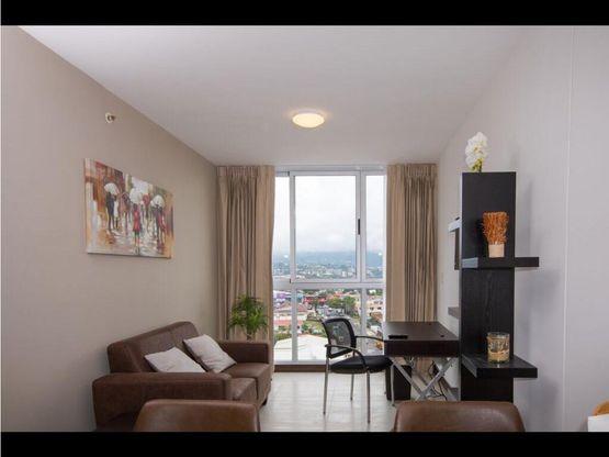 apartamento en alquiler en rohrmoser amueblado
