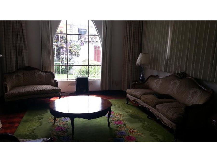 casa en venta en escalante san jose 528273