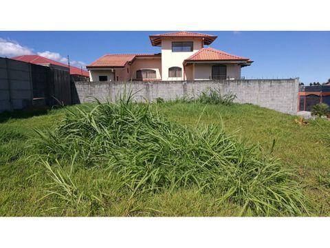 lote venta en el carmen de guadalupe residencial cerrado cod2424272