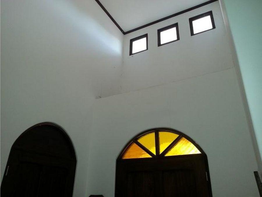 casa en heredia santo domingo 1 planta 726898