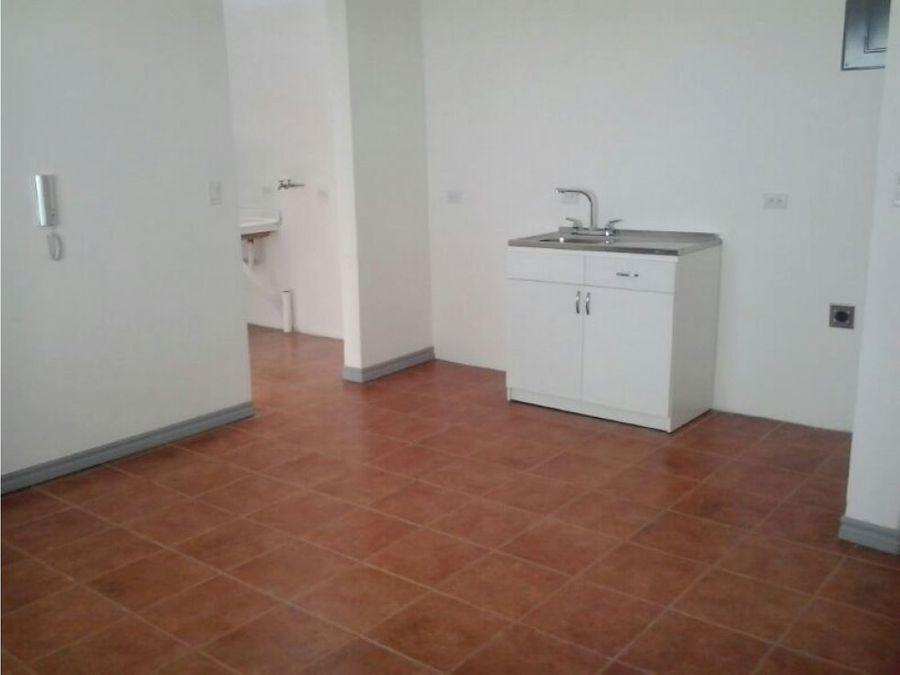 apartamento alquiler en san vicente moravia codigo 2521898
