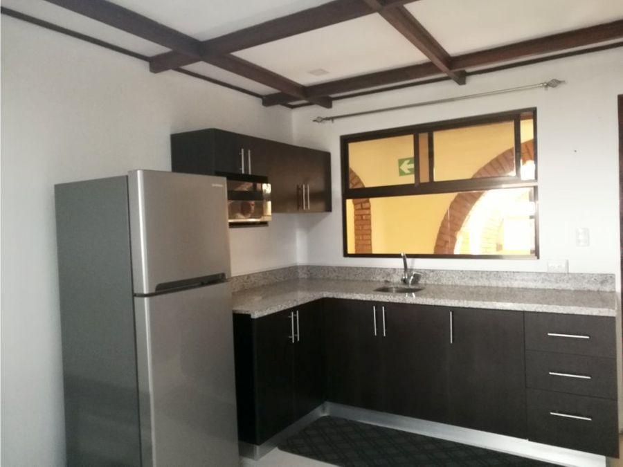 se alquila apartamento en los yoses consin muebles cod2612341
