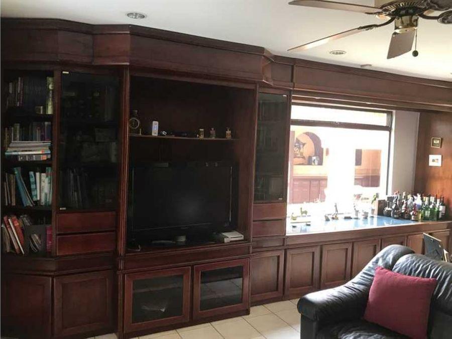 casa en alquiler en santa ana lindora 496492