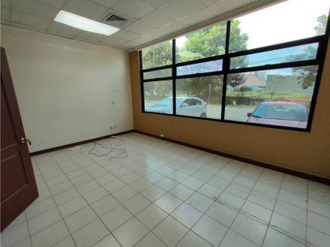 oficina en alquiler en sabana de san jose primer piso codigo 3025017