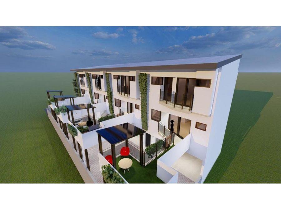 casas en venta en sabanilla condominio contemporanea codigo 4343591