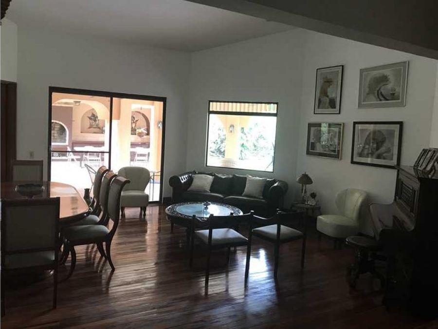 casa en santa ana lindora 1 planta 387513