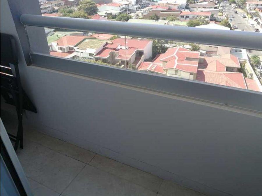apartamento en pavas rohrmoser amueblado