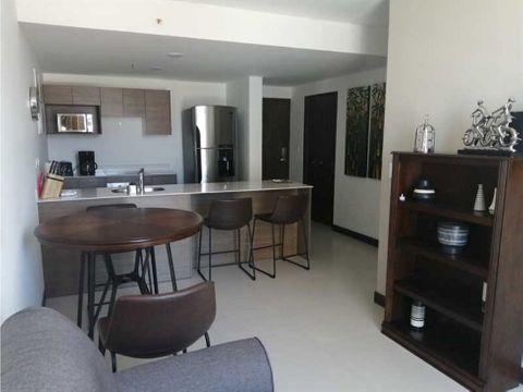 apartamento en alquiler en pavas rohrmoser amueblado cod 2023227