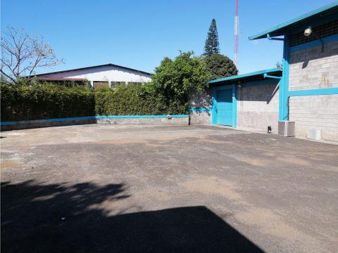 bodegas en alquiler en zapote de san jose comercial codigo 3304539