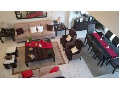casa venta en moravia en condominio con apartamento cod 468178