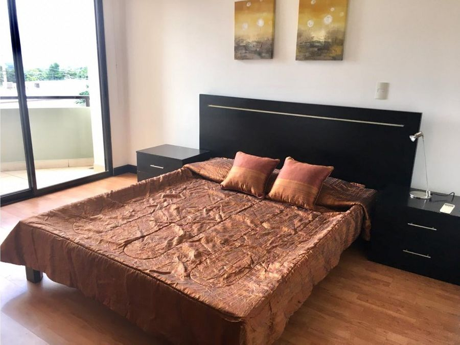 apartamento en venta en santa ana rio oro 1634415