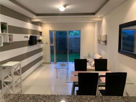 apartamento en alquiler en cariari heredia cod2508935