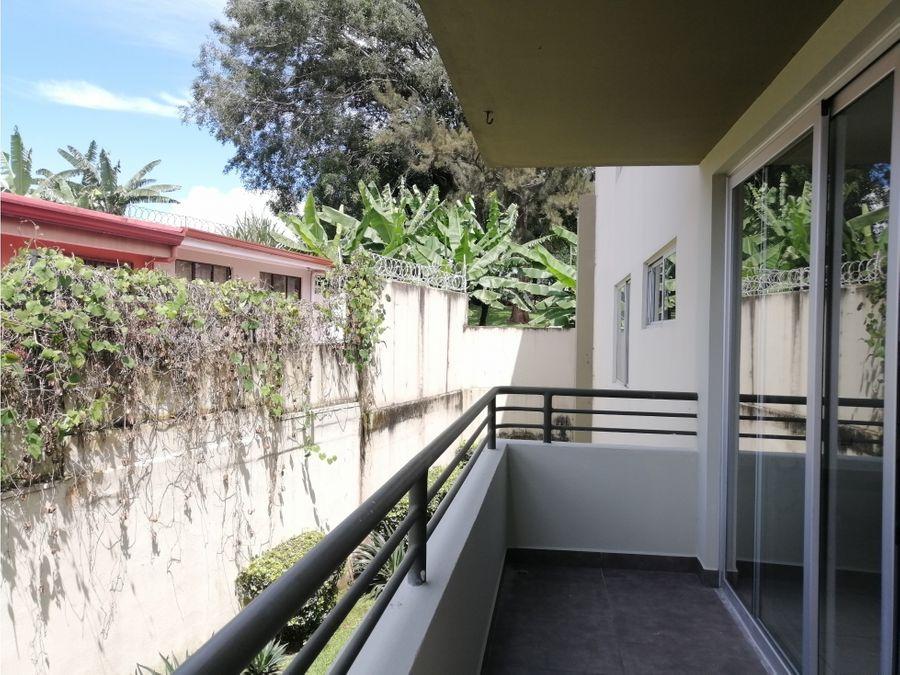apartamento en alquiler en sabanilla de montes de oca 2968999