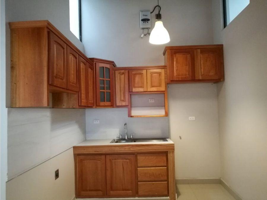 apartamento en alquiler en san vicente moravia codigo 2619589
