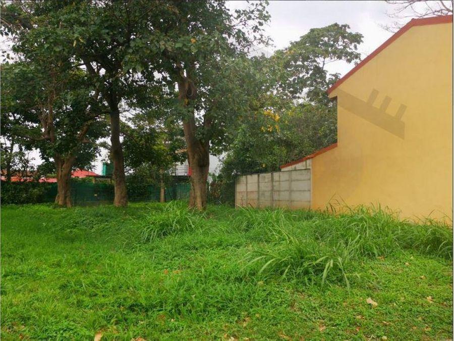 lote en tres rios residencial cerrado venta
