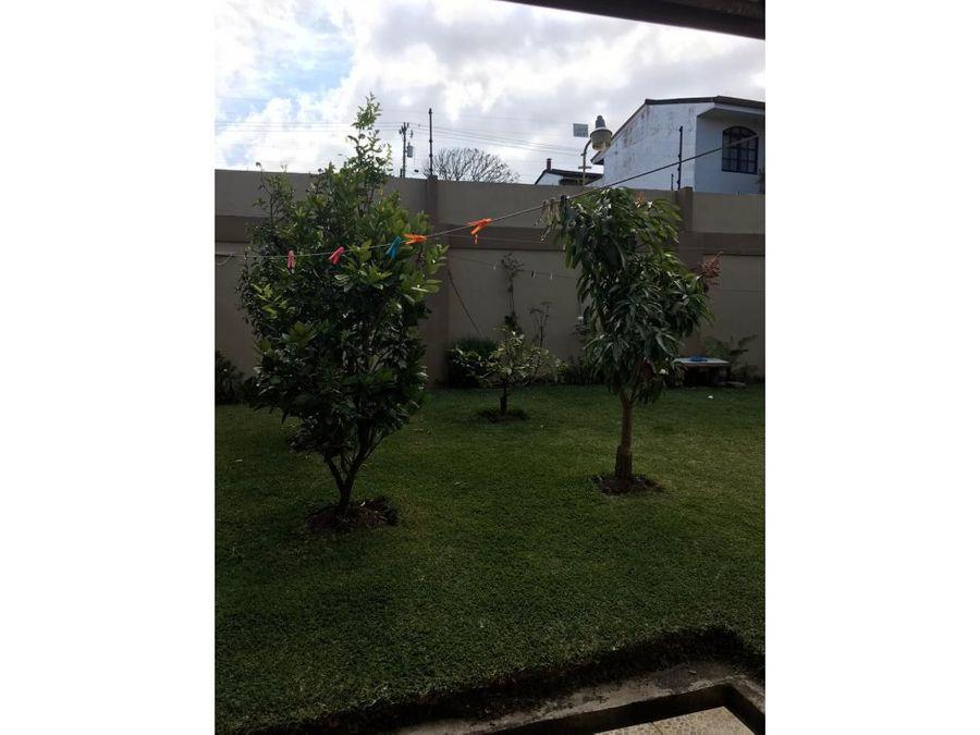 casa en venta en la trinidad de moravia condominio cod 2000022